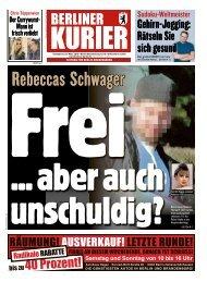 Berliner Kurier 23.03.2019