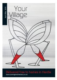 Your Village Hordle April May 2019