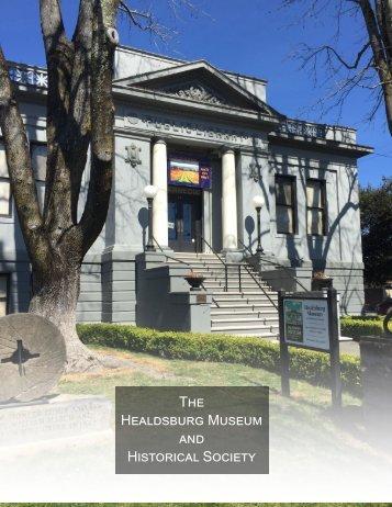 Healdsburg Museum