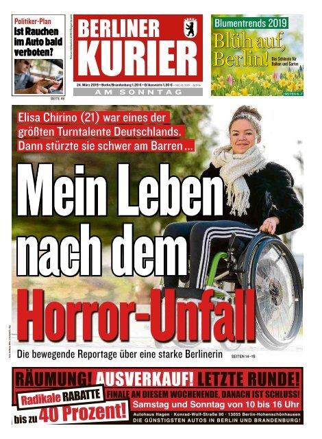 Berliner Kurier 24.03.2019