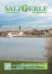 SALZPERLE - Stadtmagazin Schönebeck (Elbe) - Ausgabe 04+05/2019