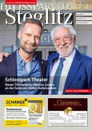 Gazette Steglitz April 2019
