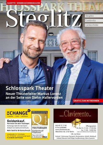 Gazette Steglitz April 2019