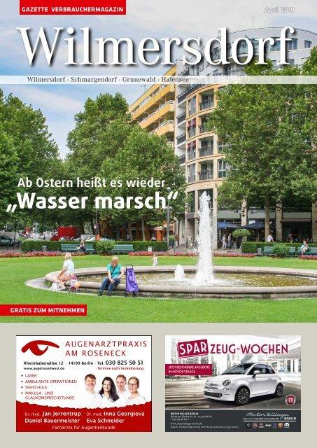 Gazette Wilmersdorf April 2019