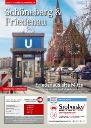 Gazette Schöneberg & Friedenau April 2019