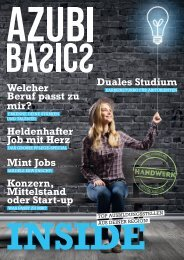 Azubi Basics 290 - Azubi Wissen für Schleswig Holstein 2019/20