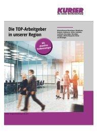 Die TOP-Arbeitgeber in unserer Region 03/2019