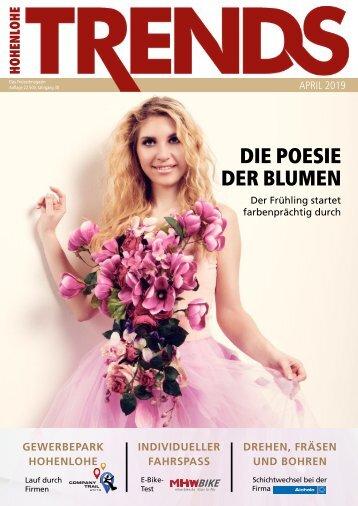 2019 - Hohenlohe Trends April