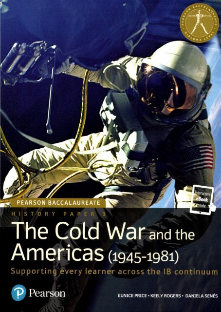 SHELF 9780435183127 HISTORY  PAPER 3 THE COLD WAR AND THE AMERICAS (1945-1981) STUDENT 60p