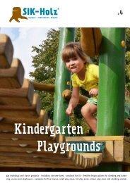 Kindergarten Playgrounds