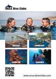 ORCA Dive Clubs 2019