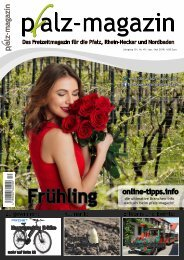 pfalz-magazin Apr-Mai 2019