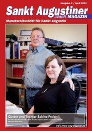Sankt Augustiner Stadt-Magazin - März 2019