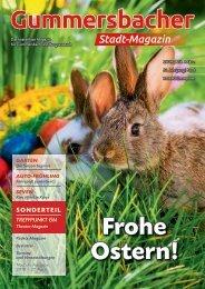 Gummersbacher Stadtmagazin März 2019
