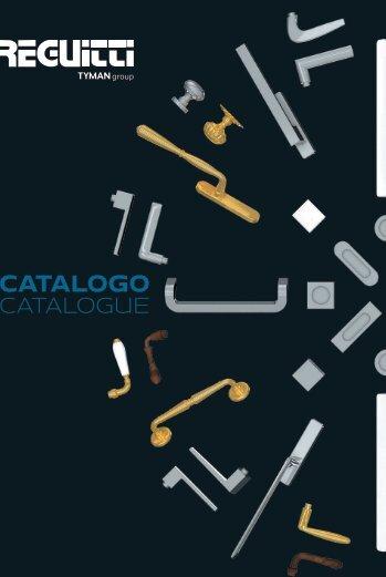 Reguitti Catalogue 2019