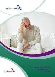 Alzheimer Sensor DEMO