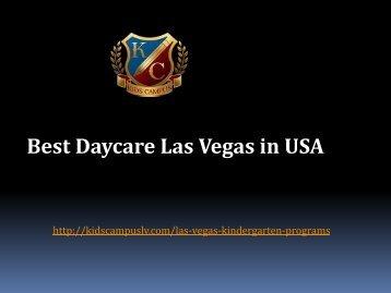 Daycare Las Vegas