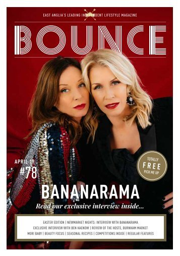 Bounce Magazine 78