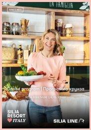 Cruise Program Silja Serenade eng&rus 1.4.–31.5.2019