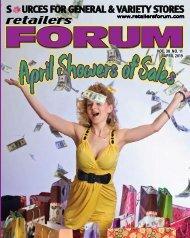 Retailers Forum Magazine April 2019
