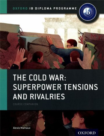 SHELF 9780198310211, History The Cold War Course Book 50p