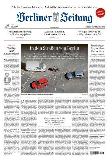 Berliner Zeitung 25.03.2019