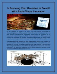 Best Audio Visual Services-converted