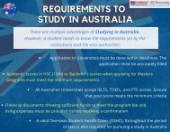Advantages of Studying in Australia