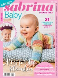 Zeitschrift: Sabrina-Baby Nr. 52 (SB052)