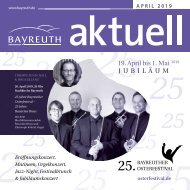 Bayreuth Aktuell April 2019