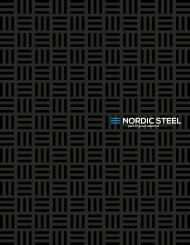 Nordic Steel Group [ENGLISH] Company Presentation