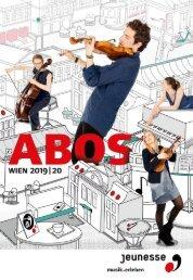 Jeunesse ABOS Wien 2019|20