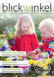 Blickwinkel Magazin Ausgabe März Nr. 2