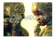Toby Megaw bronzes- Autumn 2019