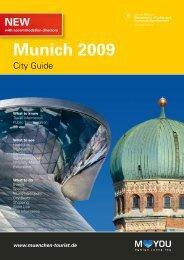 (Travel-Germany) Munchen (Munich) City Guide 2009