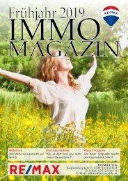 Immomagazin Life - Frühjahr 2019