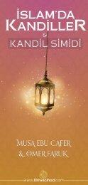 İslam'da Kandiller - Kandil Simidi