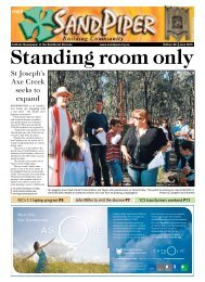 St Joseph's Axe Creek seeks to expand - Catholic Diocese of ...