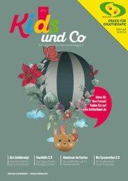 Kids und Co Mittelthüringen, Ausgabe Frühjahr 2019