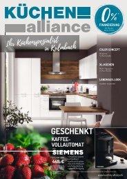 KüchenAlliance - Ihr Küchenspezialist in Kulmbach