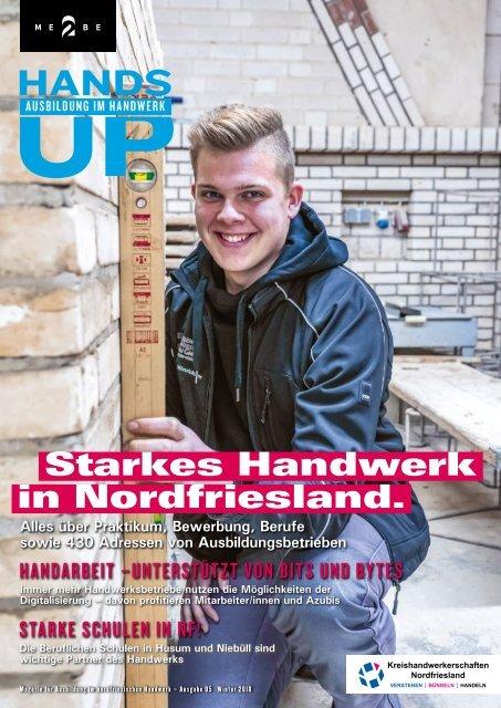 ME2BE HANDS UP Nordfriesland 2018