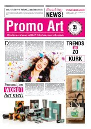 Promo Art - Krant