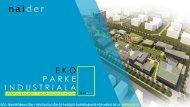 Eko-Parke-Industriala - Naturalización de Parques Industriales y Empresariales