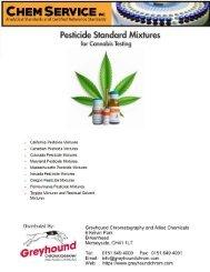 Pesticides for Cannabis Brochure