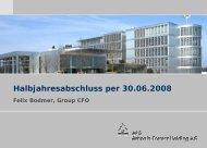PDF, 686 KB, Deutsch - AFG Arbonia-Forster-Holding AG