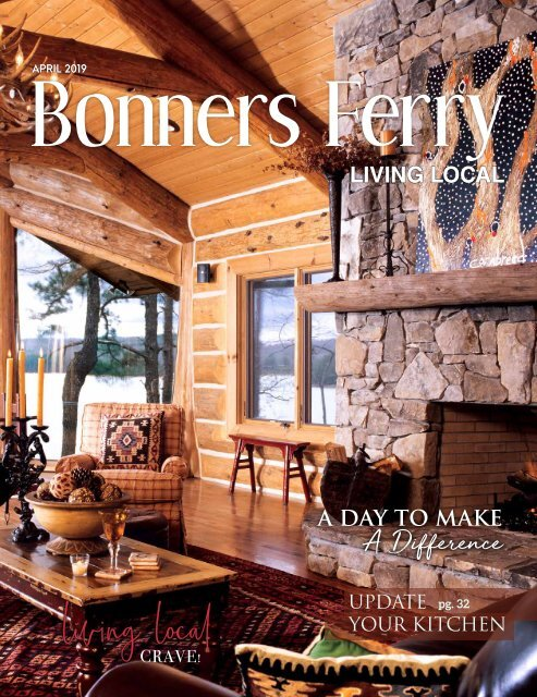 April 2019 Bonners Ferry Living Local