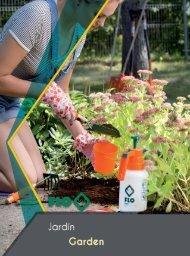 Catalogo de Herramientas para Jardín Multi Marca Toya Carbone