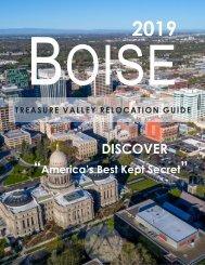 Boise Relocation Guide