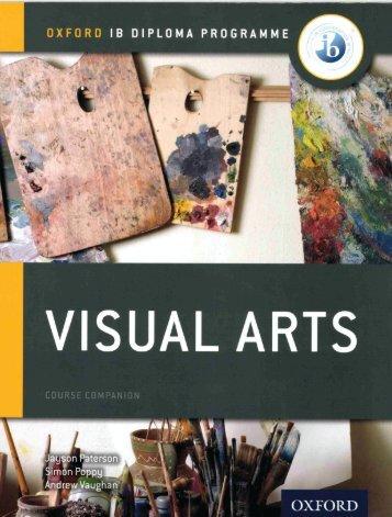 SHELF 9780198377917, IB Visual Arts Course Book SAMPLE40