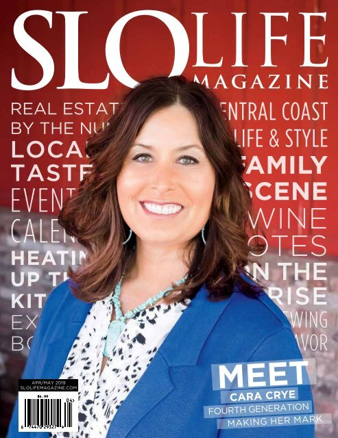 SLO LIFE Magazine Apr/May 2019